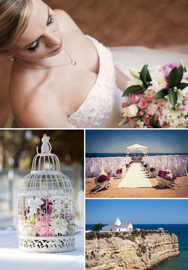 Annette and Brendan's Real Wedding in Portugal
