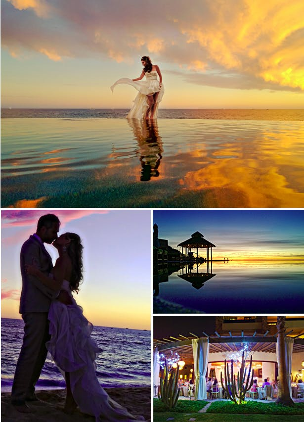 Crista and Chris's Real Wedding in Mexico