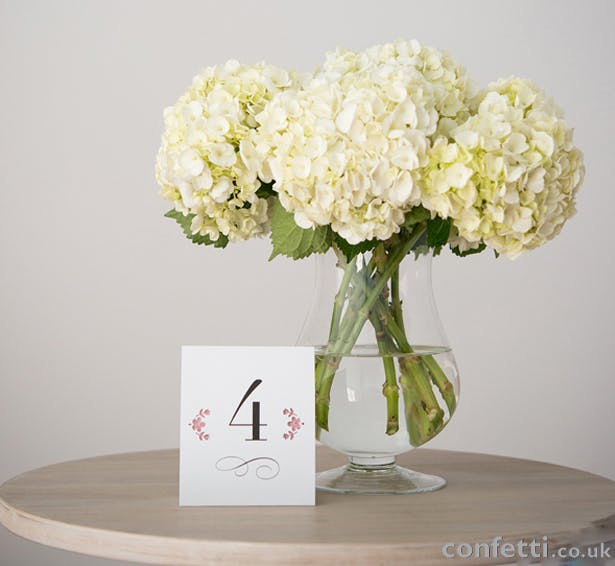 DIY Article Look 4 place card