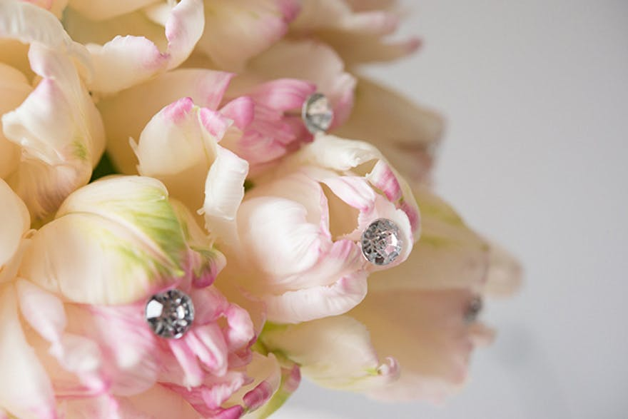 Pink and Cream Flowers | Confetti.co.uk