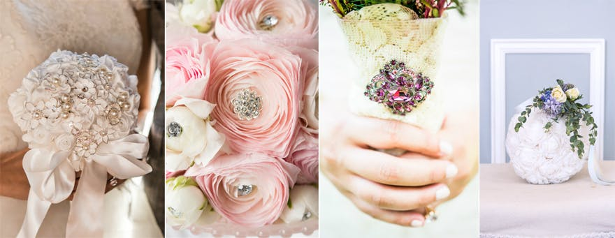 Alternative Wedding Bouquets | Confetti.co.uk