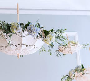 How to Make a Statement on a Budget   Confetti.co.uk