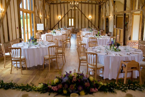 BRUISYARD HALL rustic venue