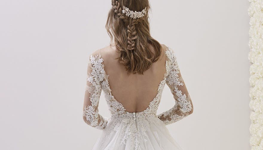 Lace Wedding Gowns: Lace Wedding Dresses: 11 Of The Most Beautiful Lace Bridal