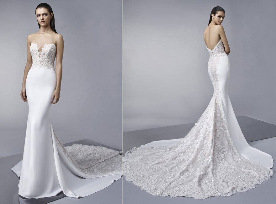 Strapless Mermaid Wedding Gown: Lace Wedding Dresses: 11 Of The Most Beautiful Lace Bridal