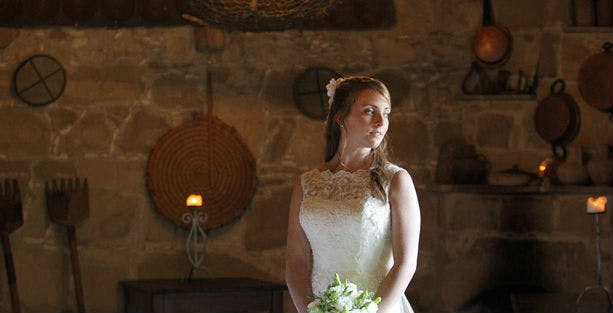 Cathrin and Ians rustic wedding Cypress