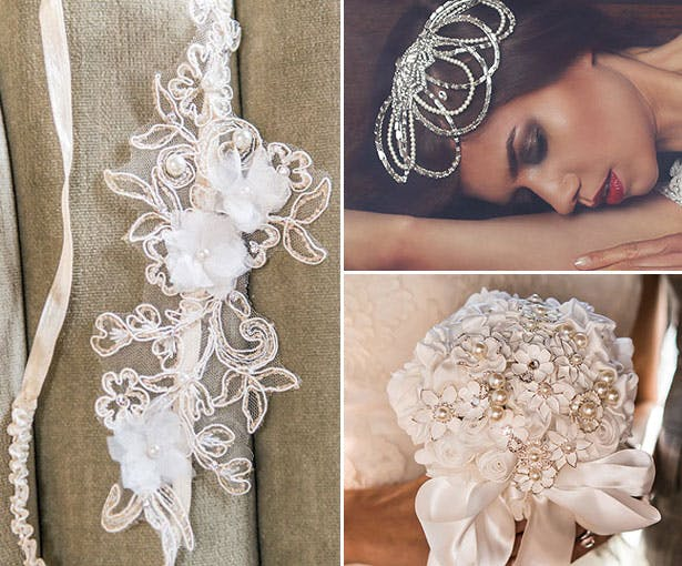 Vintage Bridal Accessories | Confetti.co.uk