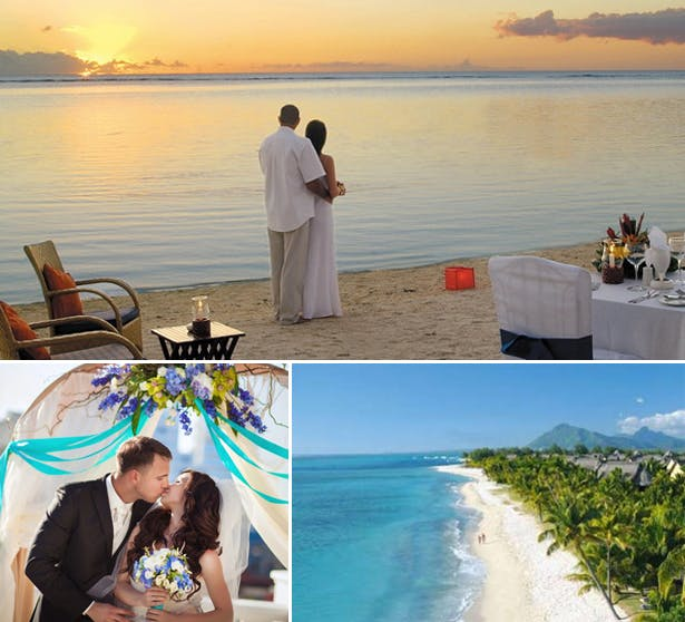 Weddings and honeymoons in Mauritius with Beachcomber | Confetti.co.uk