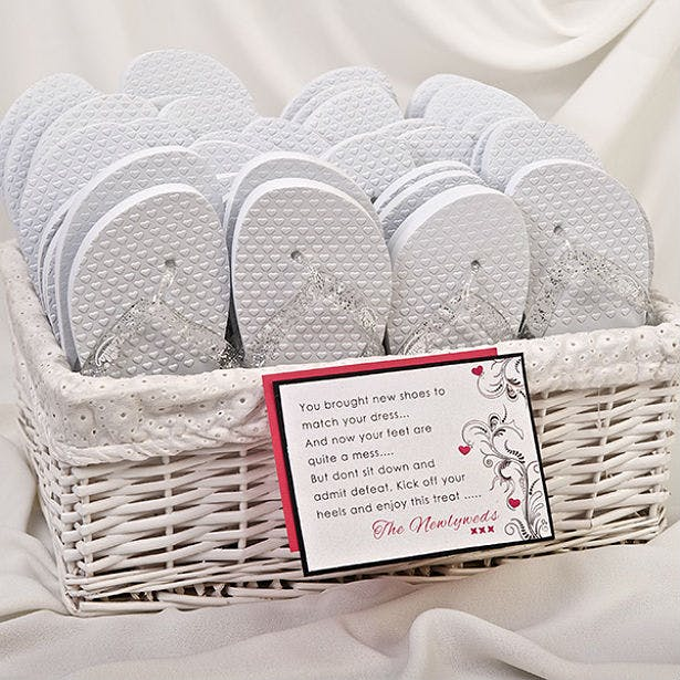 f7e80cd47 Why Flip Flops are the New Must Have Wedding Accessory - Confetti.co.uk