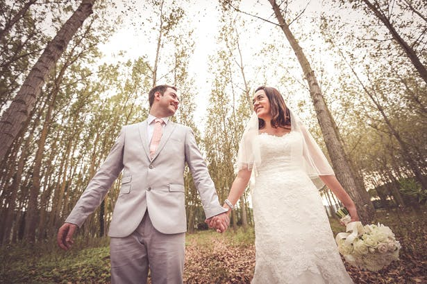 Morgan and James Real Wedding By Infinity Weddings | Confetti.co.uk