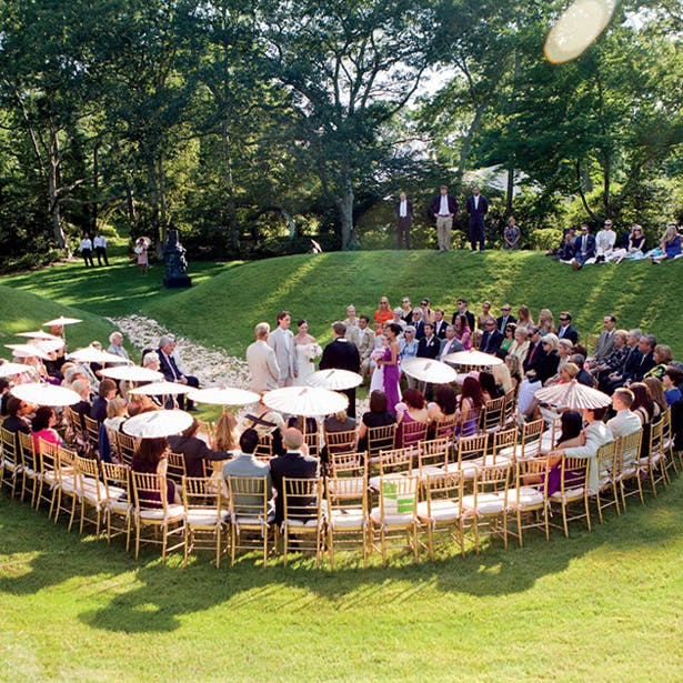 Ceremony Seating Reception: Wedding Ceremony Seating Ideas