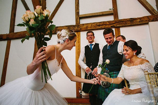 Live ballet wedding entertainment ideas | Confetti.co.uk