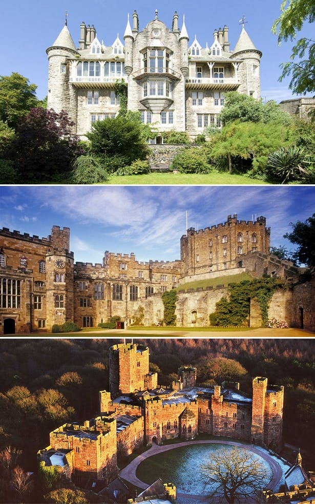 Castle and Chateau Wedding Venues | Confetti.co.uk