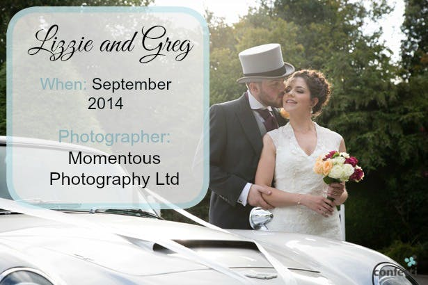 Lizzie and Greg's Real Wedding | Confetti.co.uk