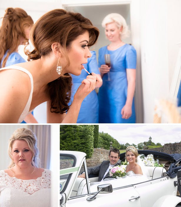 1960s Wedding Hair and Makeup | Confetti.co.uk