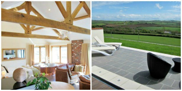 Wooldown Holiday Cottages, Cornwall | Confetti.co.uk