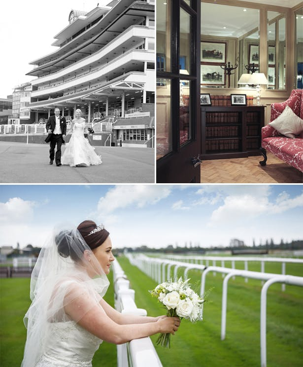 Racecourse Wedding Venues | Confetti.co.uk