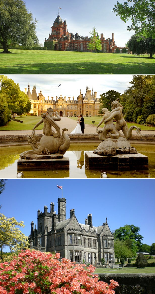Mansions, Manors, and Houses as Wedding Venues | Confetti.co.uk