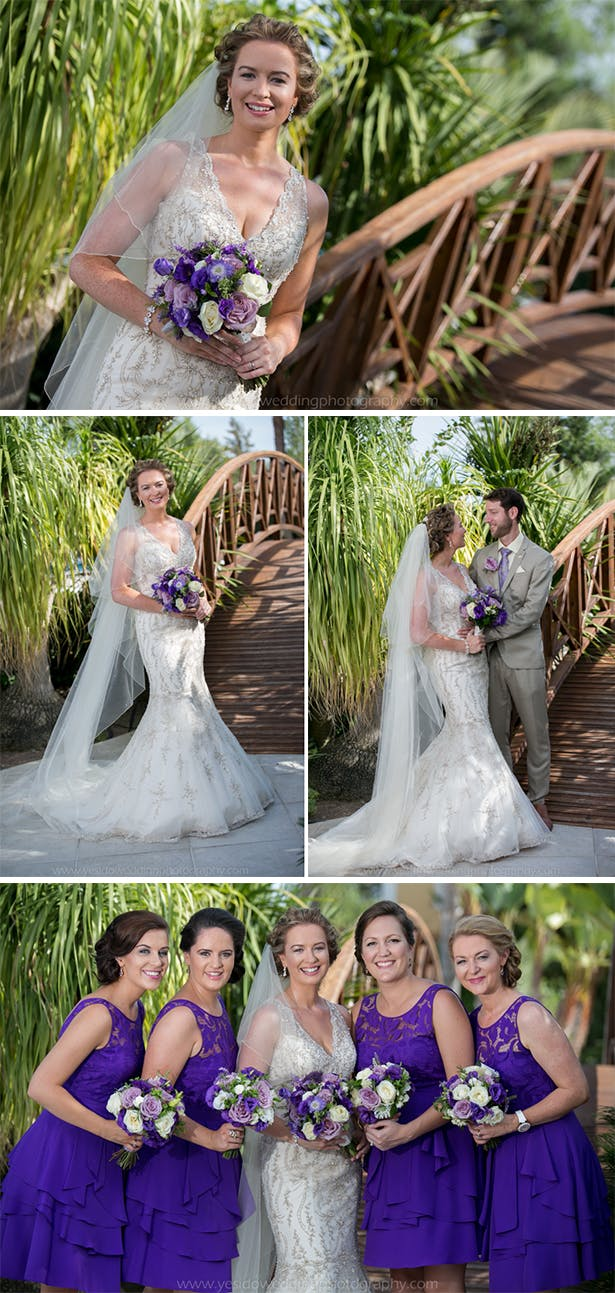 Marina and Gary's lavender real wedding | Yes I do! Algarve Wedding Photography | Confetti.fo.uk