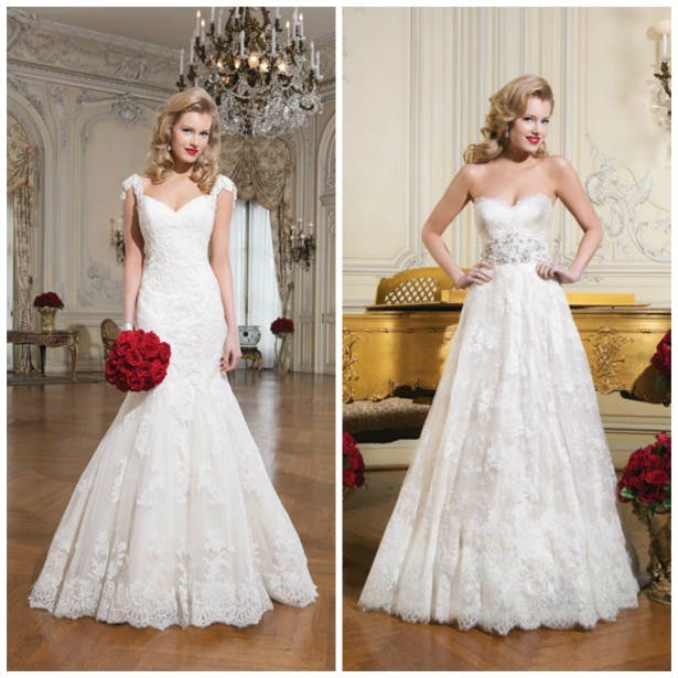 Justin Alexander classic bridal gowns | Confetti.co.uk