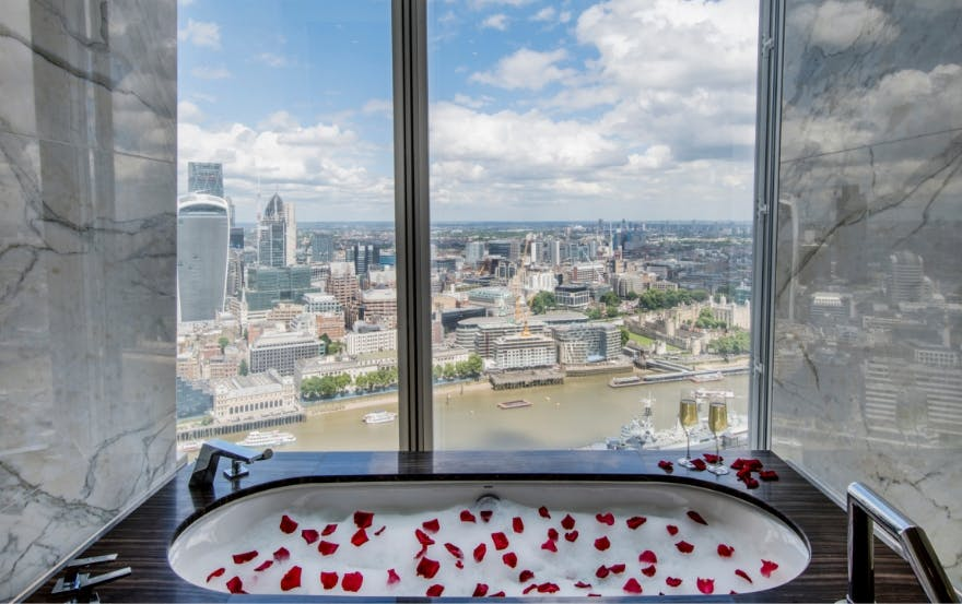 Shangri-La Hotel, At The Shard, London