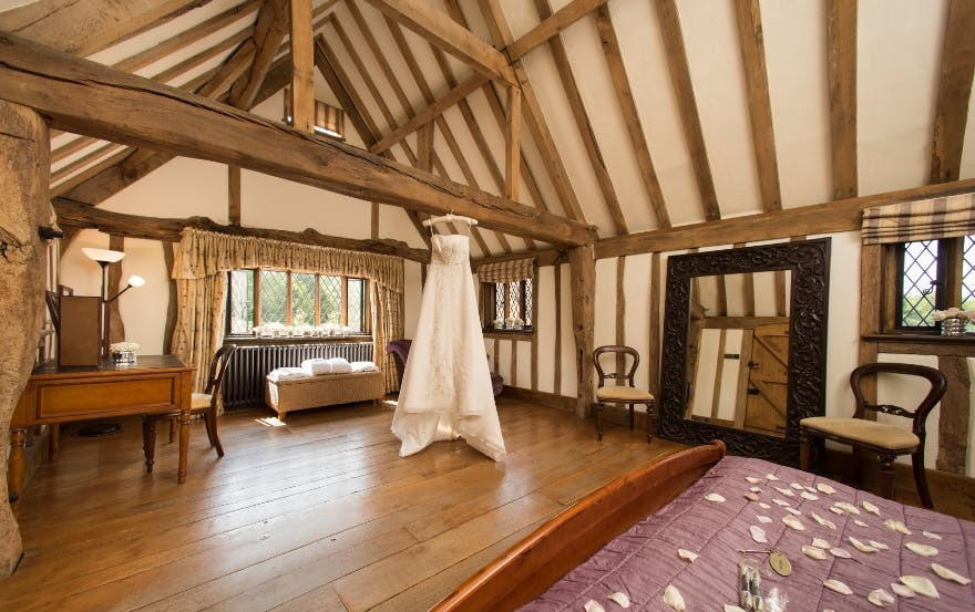 Cain Manor Bridal Suite