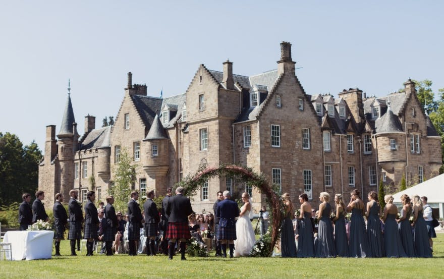 Wedding Venues in Scotland