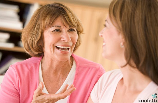 Bonding With Your Mother in Law to be | Confetti.co.uk