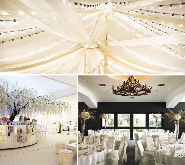 Monochrome Wedding Venues | Confetti.co.uk