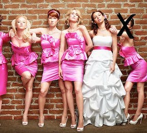 Bridesmaids the movie | Confetti.co.uk