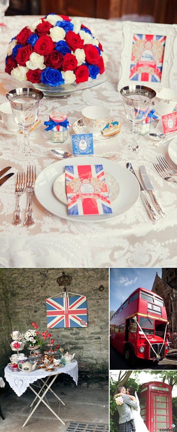British Wedding Decor | Confetti.co.uk
