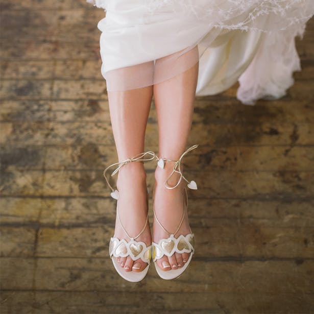Wedding Sandals | Confetti.co.uk
