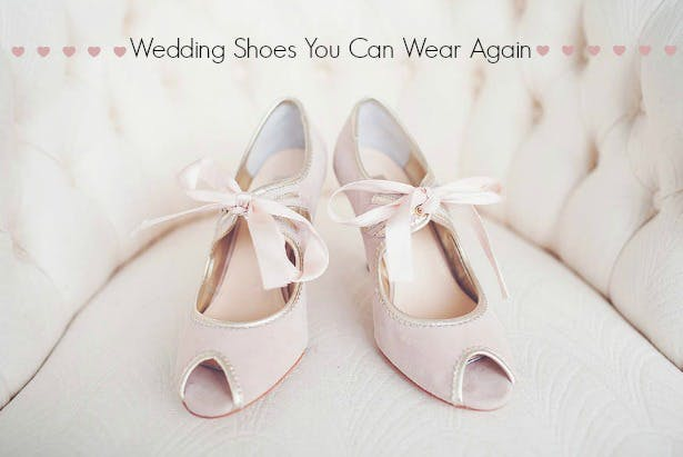 Wedding Shoes You Can Wear Again | Confetti.co.uk