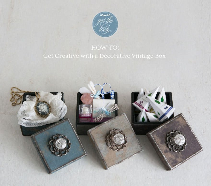 Diy Perfect Bridesmaids Gift Boxes Confetti Co Uk