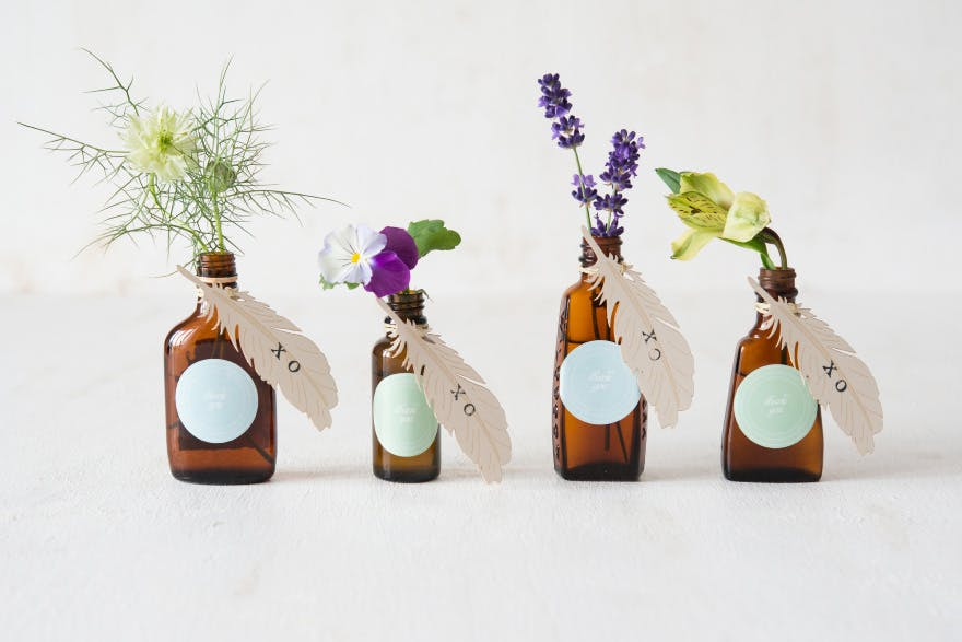 Bohemian Wedding Favours | Confetti.co.uk