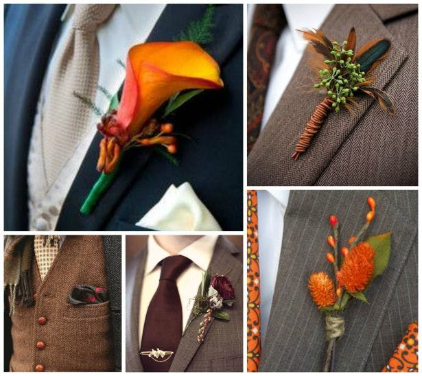 Autumn fashion for the groom images courtesy Pinterest | Confetti.co.uk
