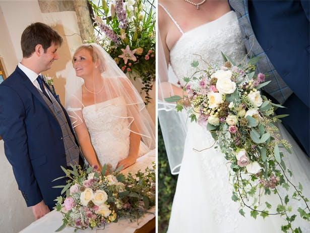 Wedding Flowers by Hibiscus Floral Design | Confetti.co.uk