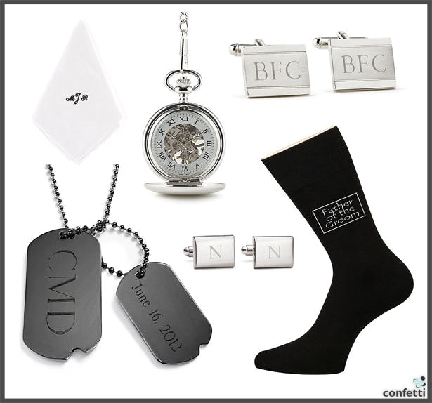 Accessories for the Father of the Groom | Confetti.co.uk