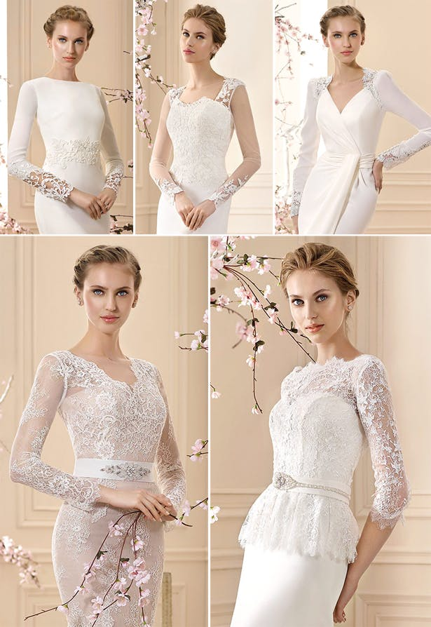 Wedding Dresses For Autumn And Winter Confetti Co Uk