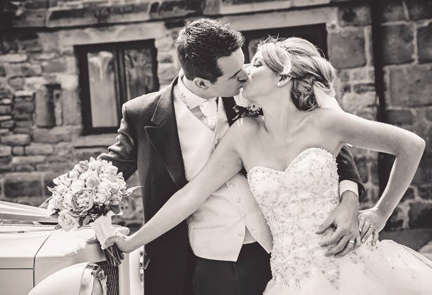Clare and Lloyd's real wedding by Jenny Martin Photography | Confetti.co.uk