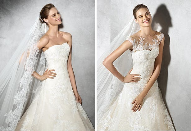 Pronovias Illusion Jacket