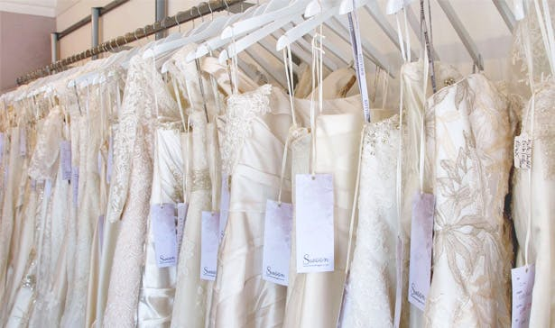 Pre-loved Wedding Dresses | Confetti.co.uk