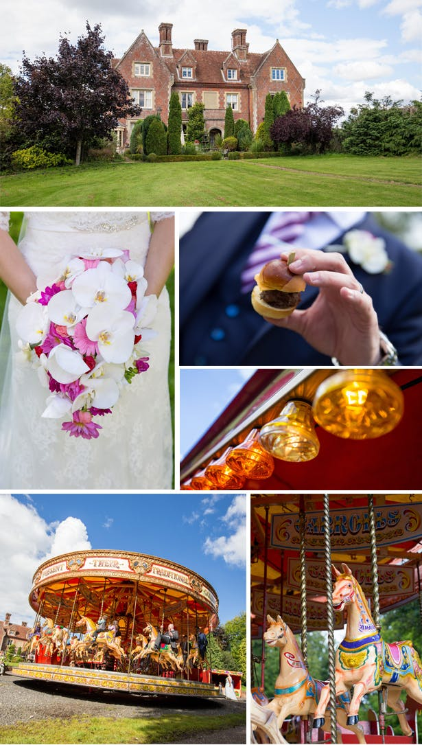 Fairground Wedding | Confetti.co.uk
