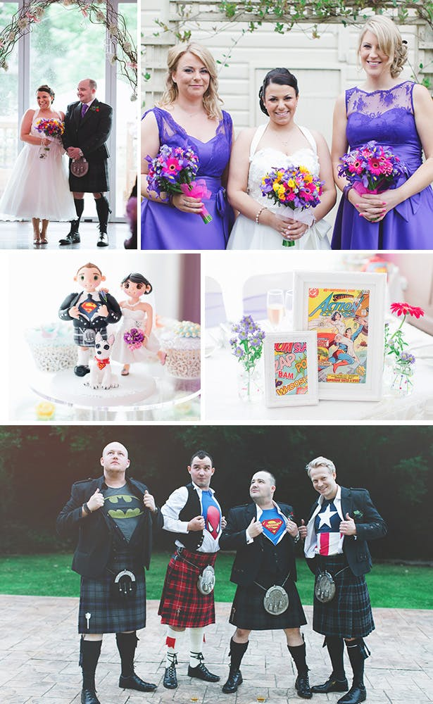 2015 Real Weddings | Confetti.co.uk