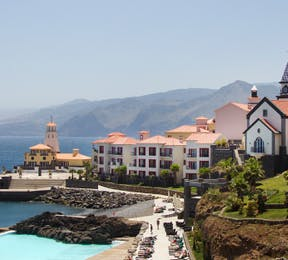 Take a mountain honeymoon in the lovely Quinta do Lorde hotel on the Portuguese island of Madeira | Confetti.co.uk