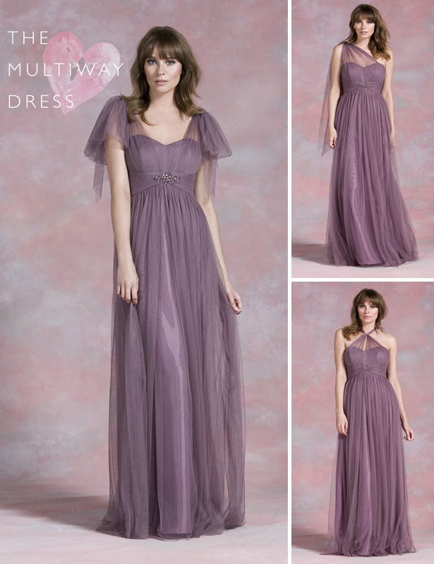 Bohemian Inspired Bridesmaid Dresses - Confetti.co.uk