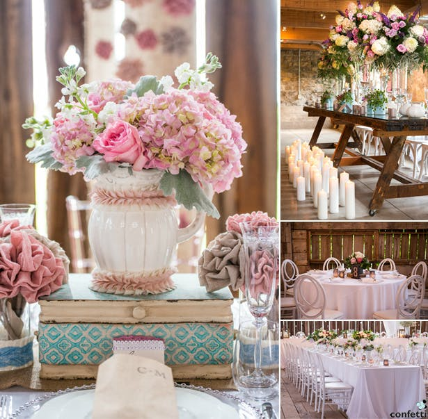 Wedding Styling | Confetti.co.uk