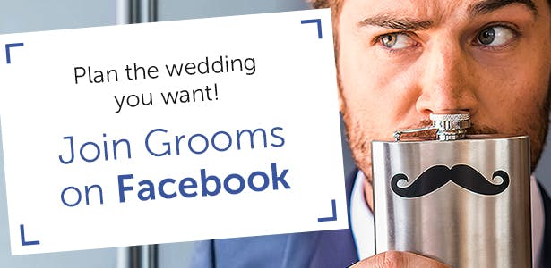 Join Grooms on Facebook | Confetti.co.uk