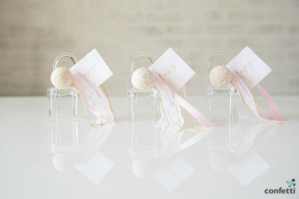 Pink DIY Mini Phantom Chair Favours | Confetti.co.uk