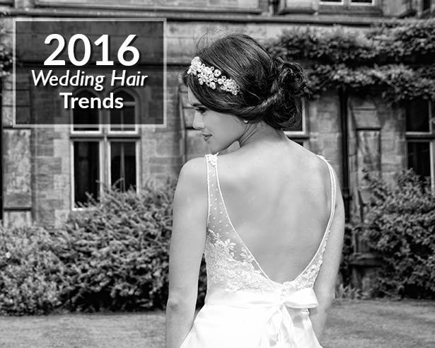2016 Wedding Hair Trends | Confetti.co.uk